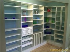 Pantry Designs That We Think You Will Like: California Closets DFW