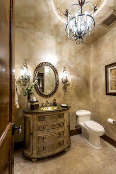 Гидроизоляционные свойства декоративной штукатурки позволяют использовать ее как на кухне, так и в ванной комнате