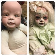 Porcelain Stories From China To Europe Halloween Circus, Halloween Doll, Halloween Projects, Fall Halloween, Halloween Havoc, Halloween 2019, Halloween Stuff, Halloween Party, Scary Halloween Decorations