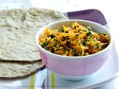 Indian+Cuisine:+Methi+Carrot+Sabzi+~+Carrot+and+Fenugreek+Leaves+S...