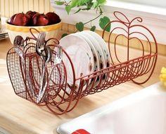 Beautiful Apple #Kitchen #Decor