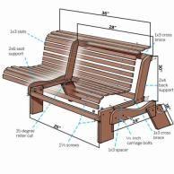 Build a Garden Bench