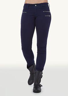 image of Zipper Moto Pant