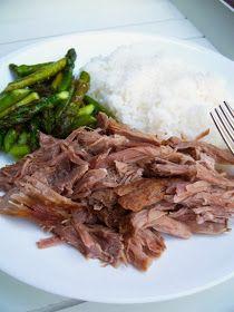 The Tall Girl Cooks: Kalua Pulled Pork