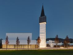 Galería de Iglesia de San Paulus / KLUMPP + KLUMPP Architekten - 1