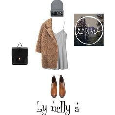 Look 206 by ada-nelli on Polyvore featuring мода, Monki and Hstyle