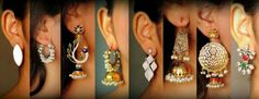 Misisippi ear rings