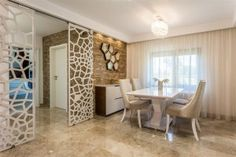 [New] The 10 Best Home Decor (with Pictures) - Stone Sweet Home Living-Dining Room ::: Interior design by DanaDragoiDesign Interior Modern, Interior Styling, Interior Decorating, Design Interior, Room Interior, Tenerife, Living Room Decor, Dining Room, Design Case