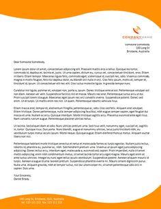 business letterhead template free downloads