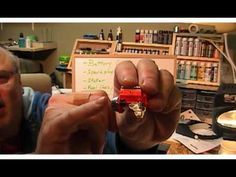 How To Scale Model Plumbing and Wiring - YouTube