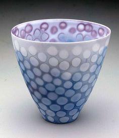 Artist Mollie Bosworth Title Transcendence Year 2014 Medium porcelain, with metallic salts