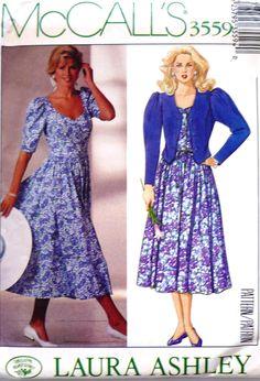 ccd0b0b3662 Style 1536 vintage boho dress sewing pattern
