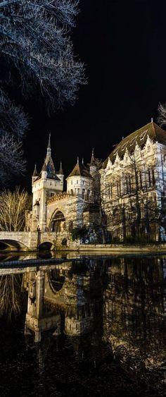 Vajdahunyad Castle, Hungary.