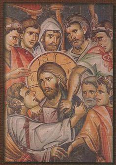 Religious Icons, Religious Art, Cross Drawing, Orthodox Prayers, Holy Thursday, Prayer Corner, Love Your Enemies, The Cross Of Christ, Orthodox Icons