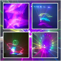 1500mW 3D RGB Full Color Stage Laser Light W/ILDA SD Card Disco DJ Laser Show  #aobolighting