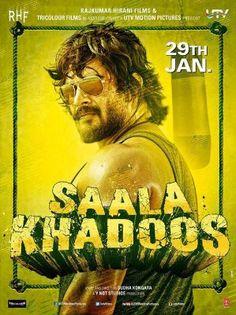 "ONLINE MOVIE ""Saala Khadoos 2016""  ac3 XViD SATRip yify 720p extratorrent solarmovie"