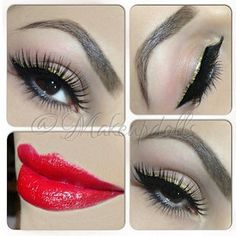 makeupinspiring | User Profile | Instagrin