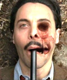 Richard harrow ready to die Boardwalk Empire, Fancy Dress Outfits, Halloween 2014, Che Guevara, Tv Shows, People, Costume, Icons, Makeup