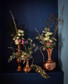 Using Scottish cut flowers Scottish Flowers, Second Weddings, Flower Farm, Cut Flowers, Glass Vase, Daisy, Bouquet, Create, Spring