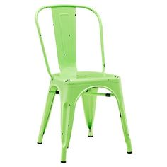 Café Chair Metal/Multiple Colors - Walker Edison