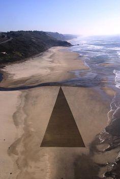 sand sculpture by jim denevan