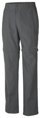 Columbia Blood 'n Guts III Convertible Pants for Men - Grill - 38/32