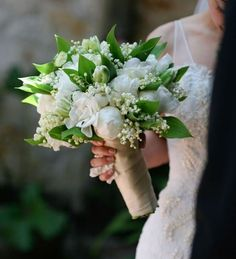lily of the valley @Style Me Pretty