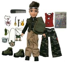 Bratz Boyz Wildlife Safari Eitan with Accessories Little Girl Toys, Toys For Girls, Little Girls, Monster High Boys, Brat Doll, Bratz, Barbie, Drag King, Aesthetic Boy