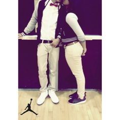 swag couple | Tumblr ❤ liked on Polyvore featuring couples, pics, people, cute couples and pictures
