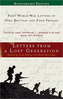 Letters from a Lost Generation (Ana) Library doesn't have