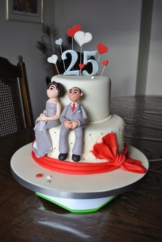 25th anniversary ideas,
