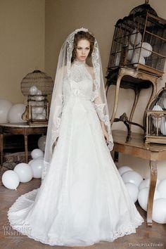 Pronuptia Paris 2011 wedding dress collection