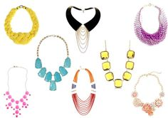 """""""Statement Necklace"""" by allonthewrist on Polyvore"""