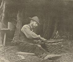 The Basket Maker ancestors called Dewison were basket makers from Macclesfield