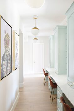 Maple Leaf Office - Transitional - Hall - San Diego - by Savvy Interiors Cabinet Door Styles, Cabinet Doors, Accent Lighting, Custom Cabinets, Door Ideas, San Diego, Interiors, Custom Closets, Doorway Ideas