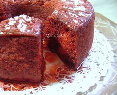 Mari's Cakes: Bizcocho Borracho Dominicano