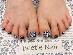 Nail Art - Beetle Nail : 八日市arte|シェル♡  #ネイル #アルテビートルネイル #ビートルネイル #ネイル東近江市