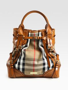 One of my addictions, Burberry, Coach, Brahmin..... you can never have enough bags.