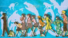 Hatsuki M.: Dica de Anime - Monogatari Saga