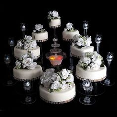 Lovely 3 Tier Cake Stand
