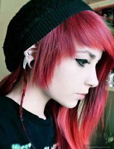 Jasmin tawil kurze haare