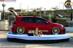 Golf 6 GTI Bagged - State of Stance - Durban, Pav