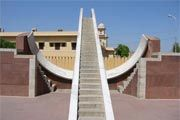 http://www.traveladvisortips.com/jantar-mantar-observatory-in-jaipur/ - Jantar Mantar Observatory in Jaipur Jantar Mantar, Heritage Site, Sundial, Palace, King, Instruments, Stone, Collection, Building