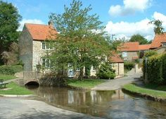 The Ford, Nettleham, Lincolnshire.