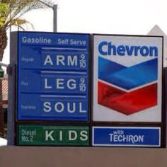 Where gas prices are going.