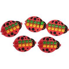 Ladybug Ten Frame