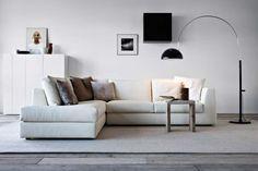 Divani in pelle angolari - Pianca, divano Mood