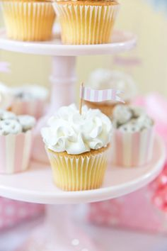 Pink and Blue Gender Reveal Party