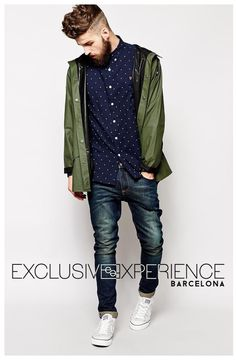 URBAN STYLE #nerd #urbanstyle #hipster #hipsteerstyle #trendy #casual #lookdelasemana #lookoftheweek #casualmen #fashionmen #menstyle #tendenciashombre #winter2015 #modainvierno #winterstyle #invierno2015 #modahombre #Menswear #hombres #estilo #estilismo #urban #tendencias2014 #Street #styleblog #asesoriadeimagen #barcelona #malemodel #fashionbloggers #exclusivexperience #valentinomogrezutt #johnnhojstylist @mogrezutt @johnnhojstylist @exclusivebcn TWITTER: @ExclusiveExBCN
