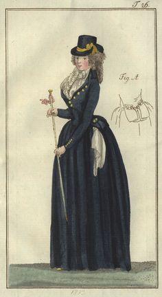Journal des Luxus, September 1793